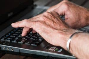 Arthritis in den Händen