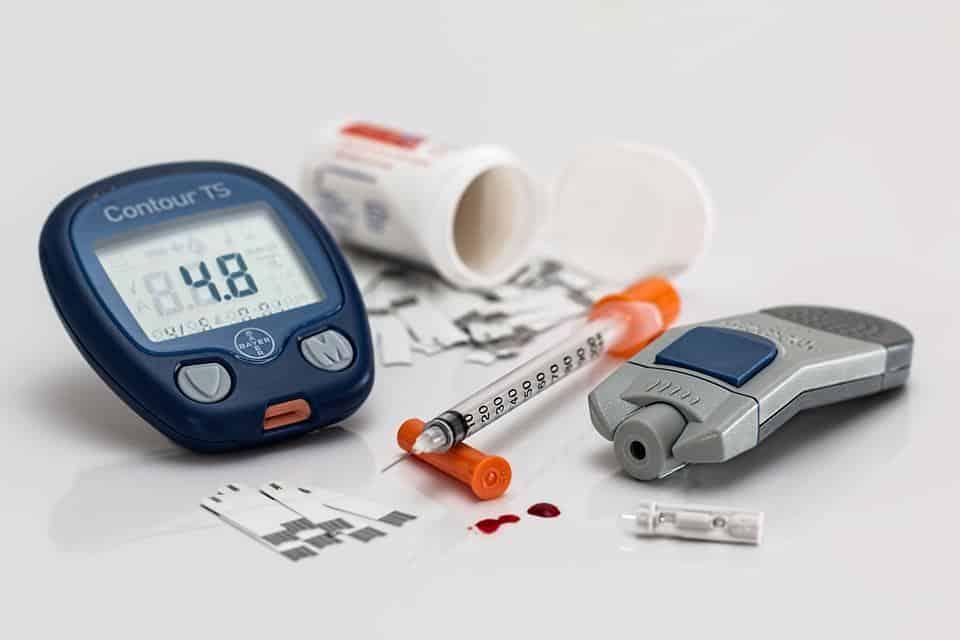 Blutzucker messen Blutzuckersenkung durch Kurkuma und Curcumin